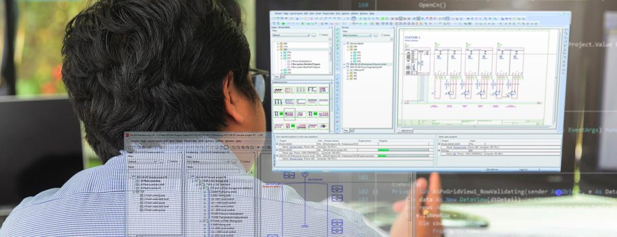 Monitor schema P8_iS_1200-1